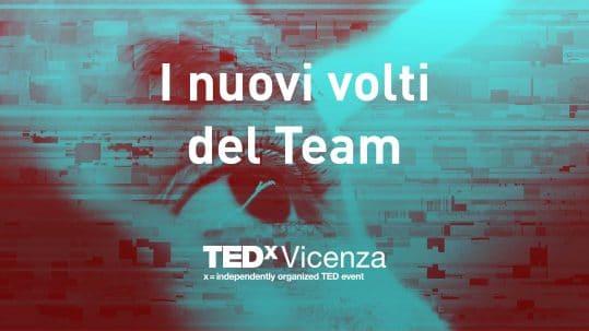 TEDxVicenza nuovi membri del team